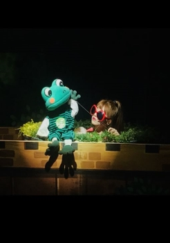 (소극장)뮤지컬 개구리 왕자<코로나로 인한 취소> 포스터