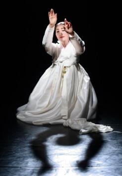 (소극장) 이순자 춤 인생 60주년 무용공연 '길' 포스터